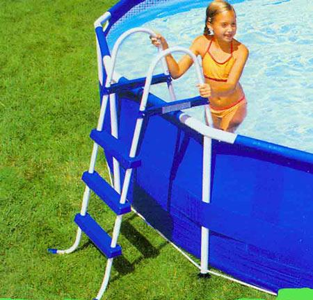 Intex Poolleiter 107