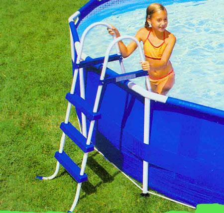 Intex Pool Leiter 91