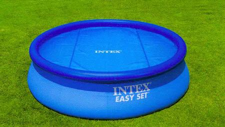 Intex solarplane 366 for Intex pool aktion